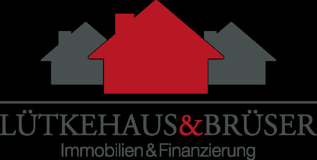 Logodesign für Lütkehaus & Brüser